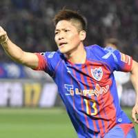 Striker Yoshito Okubo heading back to Frontale after one season with FC Tokyo
