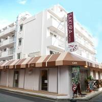 Sakura Hotel Nippori is conveniently located.