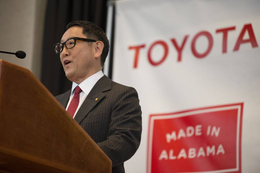 With room to expand, giant Toyota-Mazda plant signals big win for U.S. Southeast