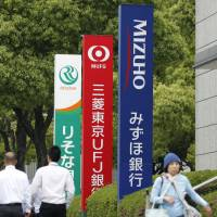 Japan's biggest banks downsize to stay alive amid population decline