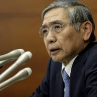 Despite jumpy market, Bank of Japan watchers don't expect a policy change anytime soon