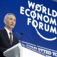 Experts at Davos open debate on redefining GDP