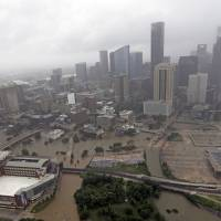 Weather disasters, 'climate change fingerprints' on some, cost U.S. record $306 billion in 2017