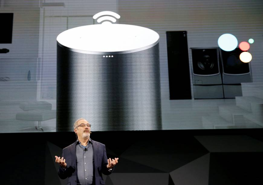 Google teams with Sony and Lenovo for smart speakers with touchscreens