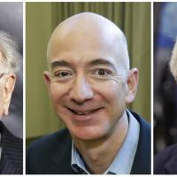 Berkshire, Amazon and JPMorgan bosses look to shake up U.S. health care market