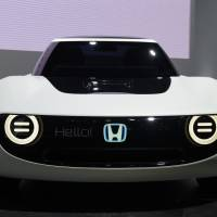 Honda and Alibaba will jointly develop 'connected cars' to make online services available to drivers