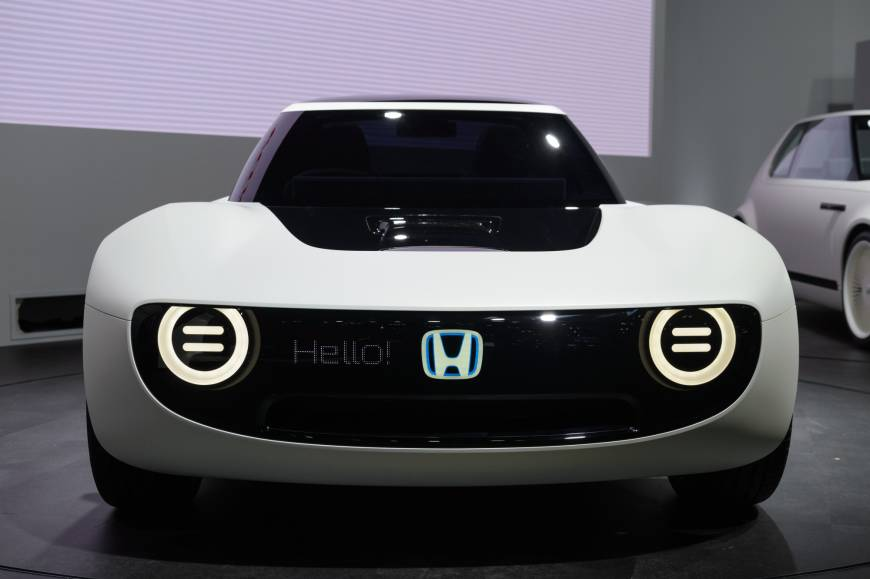 Honda and Alibaba will jointly develop \'connected cars\' to make ...
