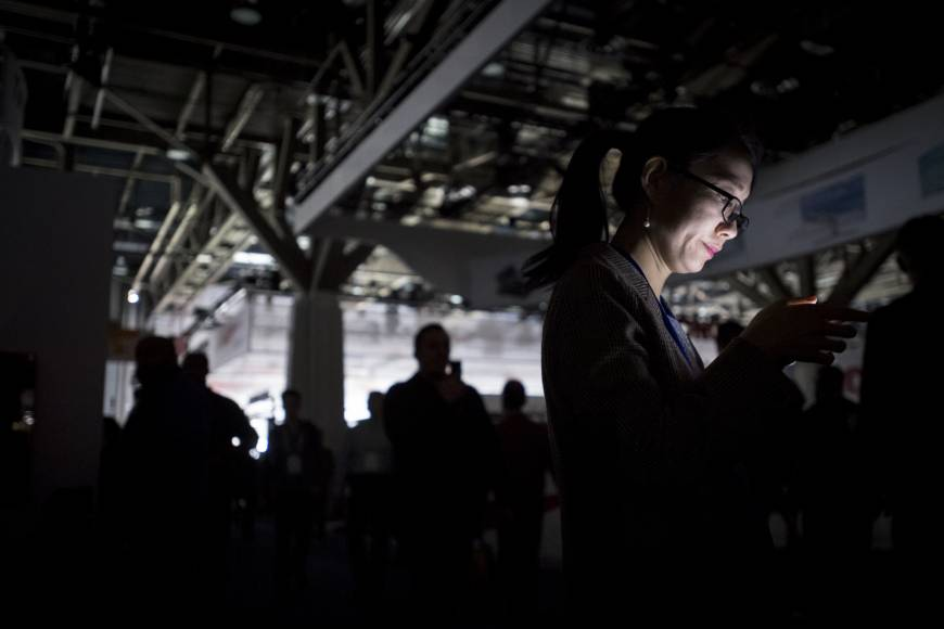 Got batteries? Outage stalls giant tech show in Las Vegas, prompts evacuations