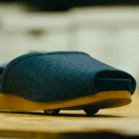 With self-parking slippers, Nissan drives hospitality to a new level