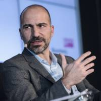 New Uber CEO Dara Khosrowshahi to make first visit to Japan in February