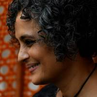 Arundhati Roy: the literary canary in India's coal mine