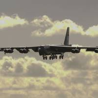 Nuclear-capable B-52 bombers join B-2s, B-1Bs on Guam amid tensions with North Korea