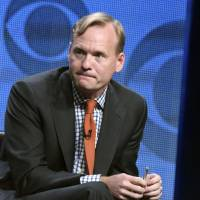 CBS replaces shamed morning anchor Charlie Rose with another man