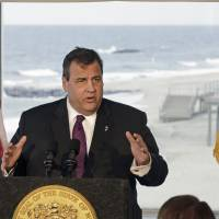 Trump ally Chris Christie exits statehouse as Democrat takes over in New Jersey