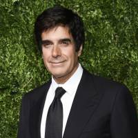 David Copperfield attends the 14th Annual CFDA Vogue Fashion Fund Gala in New York in November. Copperfield has declared his support for the Me Too movement in a lengthy statement online in the wake of new allegations of misconduct. | EVAN AGOSTINI / INVISION / VIA AP