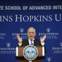 U.S. military puts 'great power competition' at heart of defense strategy