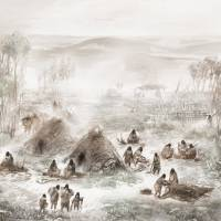 DNA of infant who died 11,500 years ago gives glimpse of Native Americans' Asian origins