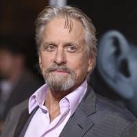 Michael Douglas arrives at the world premiere of 'Flatliners' in Los Angeles last September. Douglas has come forward to vigorously deny an allegation of sexual misconduct from three decades ago — before even the publication of the claim. The two-time Oscar winner told Deadline that he anticipated an upcoming report would contain a claim by a former employee that he masturbated in front of her about 32 years ago. | RICHARD SHOTWELL / INVISION / VIA AP