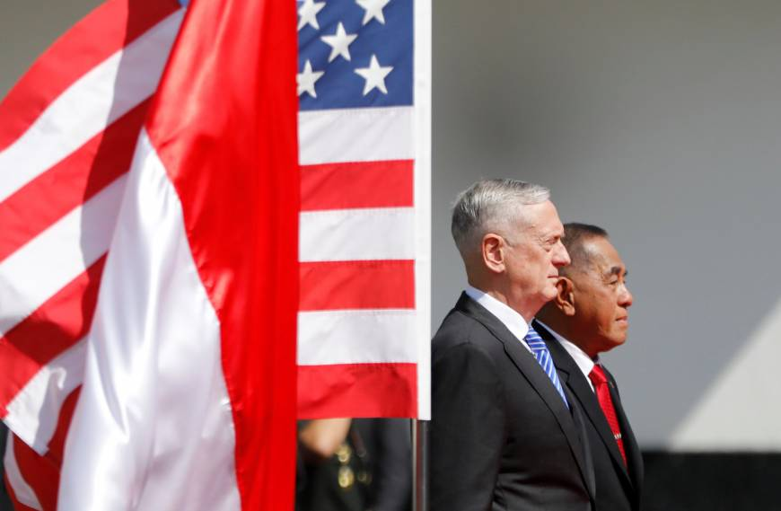 Indonesia looks to U.S. to relax limits on ties to special forces