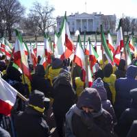Iran stages pro-government rallies, derides Trump's 'blunder' at U.N.