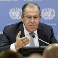 Sergey Lavrov: West's 'Russiaphobia' worse than in Cold War but don't cross Moscow's 'red lines'