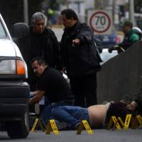 Nine dismembered corpses found in truck in murderous Mexican state of Veracruz