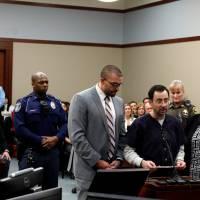 Ex-USA Gymnastics doctor sentenced to up to 175 years for sexual abuse