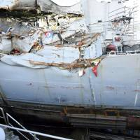 U.S. Navy filing negligent homicide charges against two ship commanders over fatal collisions