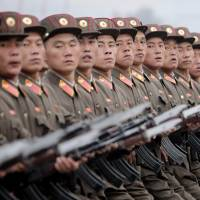 North Korea may seek to steal Olympic spotlight with massive military parade one day ahead of games