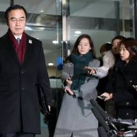 North Korea to send team to Winter Olympics, South to consider easing bans after talks
