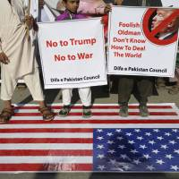 U.S. puts Pakistan on notice: Stop playing 'double game' and do more to stop terrorism or risk losing aid