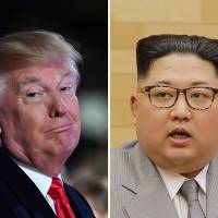 Trump claims to have positive relationship with Kim but evasive on whether they have spoken