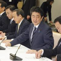 Constitutional revision, casinos and labor reform top Japan's agenda as Diet prepares to open