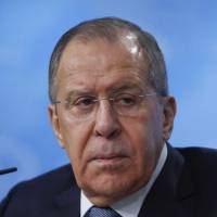 U.S. could use Aegis Ashore missile-defense system in Japan to attack others, Russian foreign minister says