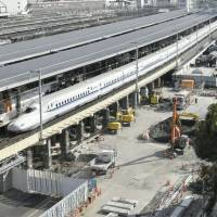 Contractors claim no illegality in their maglev train bidding and will not seek leniency deal