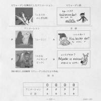 The geography section of this year's National Center Test for University Admissions included a question about the setting and language of the Moomins, characters in a popular series of picture books and comics. | KYODO