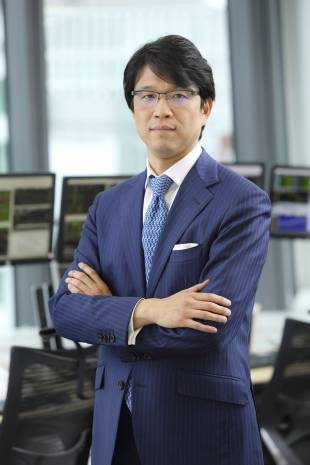 Government Pension Investment Fund Chief Investment Officer Hiromichi Mizuno