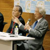Junichiro Koizumi-led group pitches bill calling for 'immediate halt' to Japan's reliance on nuclear power