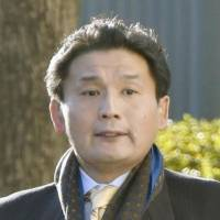 Stablemaster Takanohana dismissed from post as director at Japan Sumo Association