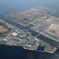Wards' dispute over man-made isle in Tokyo Bay likely headed to court