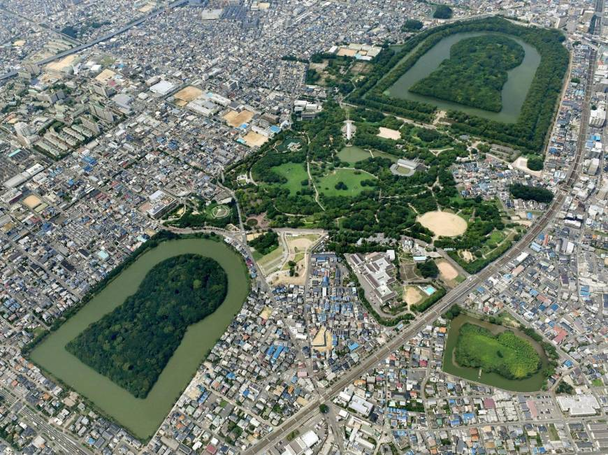 Japan to nominate ancient tombs in Osaka for World Heritage list | The Japan Times