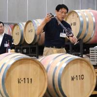 Japan's wineries adapting to tighter grape geographic-origin rules