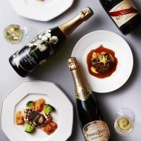 Plan offers range of free-flowing Champagne