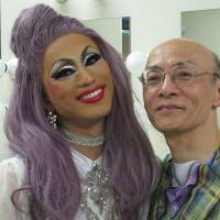 Locals Bibiy Gerodelle (left) and Kei Yoshimura are among the amateurs starring in 'Gala' at the Saitama Arts Theater. | COURTESY OF JEROME BEL