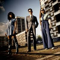 Family affair: Kitty, Daisy & Lewis (left to right: Kitty, Lewis and Daisy Durham) have their roots in rock 'n' roll, blues, ska and soul. | GULLICK