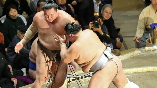 The knives begin to sharpen for Hakuho after sumo scandal