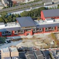 Yasunori Kagoike and his wife, Junko, were arrested in July on allegations of fraud in their dealings with government entities as they went through the process of building Moritomo Gakuen elementary school in Osaka. They've been in jail ever since. | KYODO