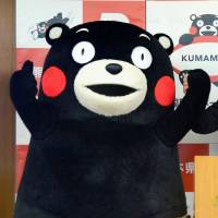 Kumamoto will allow foreign firms to use mascot Kumamon