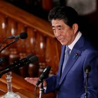 Prime Minister Shinzo Abe's decision to attend the 2018 Pyeongchang Olympics opening ceremony will help Tokyo and Seoul move the cycle of action and reaction that has impeded Japan-South Korea relations for far too long.. | REUTERS