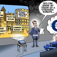 For euro reforms, growth is the enemy